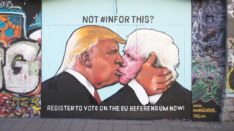 US-Wahl:  Brexit plus plus plus?