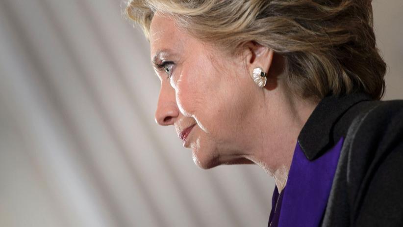 Clinton äußert sich zur Wahl-Niederlage