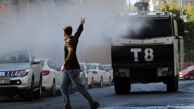 Türkei: Protest gegen die türkische Regierung