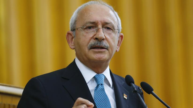 Türkei: Kemal Kılıçdaroğlu, Chef der türkischen Oppositionspartei CHP