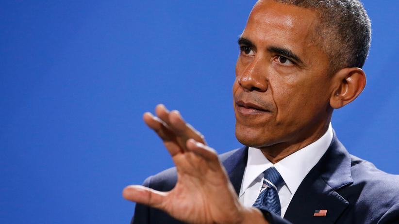 Nordpolarmeer: US-Präsident Barack Obama