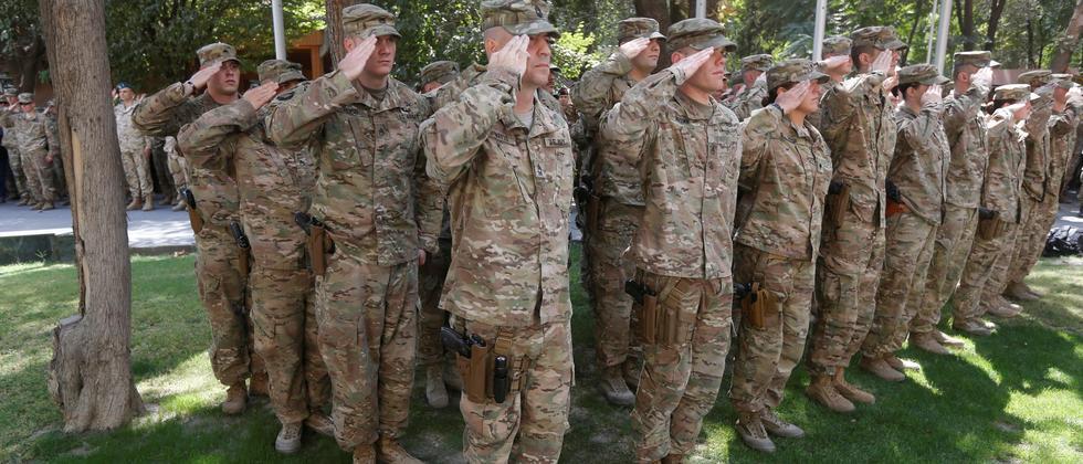 US-Soldaten Afghanistan Kriegsverbrechen