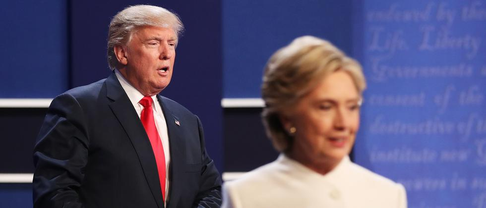 us wahl, hillary clinton, email affaere