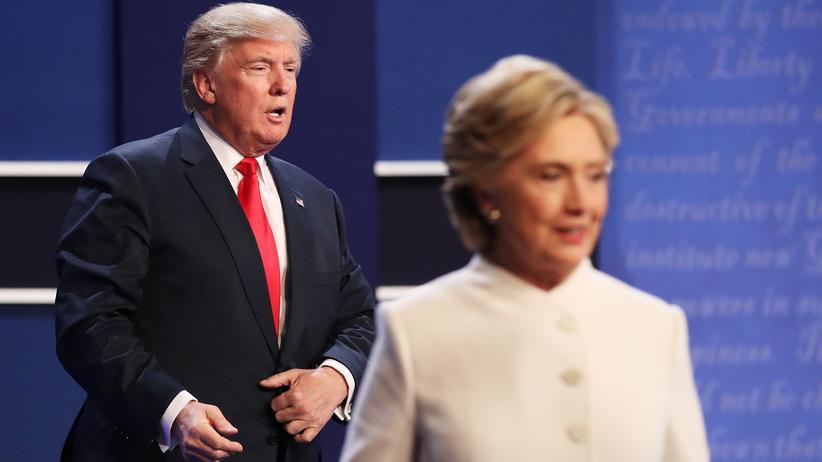 US-Wahl: Hillary Clinton verliert an Zustimmung