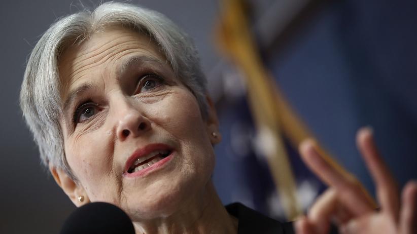 Jill Stein, Kandidatin der Grünen bei der US-Wahl 2016