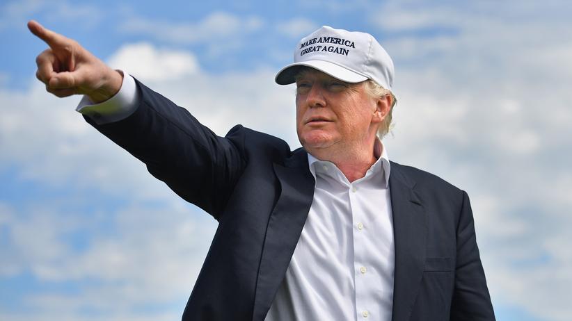 USA: Donald Trump