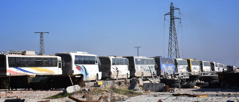 Aleppo Busse