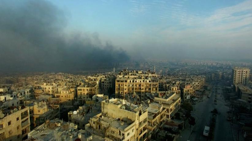 """Human Rights Watch: """"Aleppo wird in die Hölle gestoßen"""""""