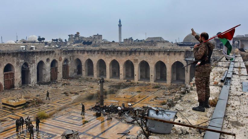 Syrien: In der Altstadt von Aleppo