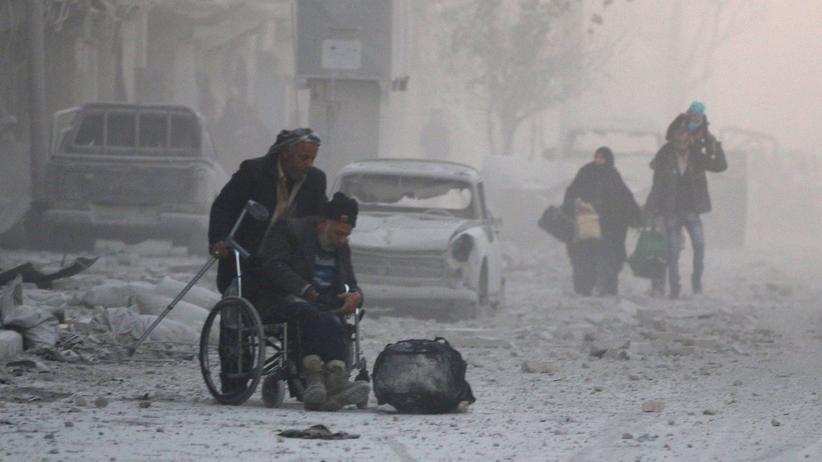 Aleppo: Das unerfüllte Schutzversprechen