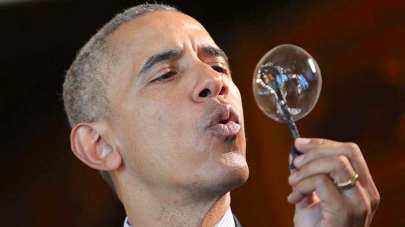 Barack Obama Wiederwahl Trump