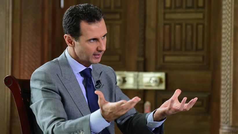 Syrien: Assad weist Forderungen nach Waffenruhe in Aleppo zurück