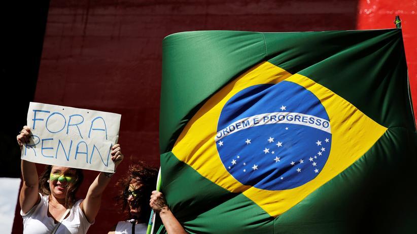 Brasilien: Senat widersetzt sich der Amtsenthebung seines Präsidenten