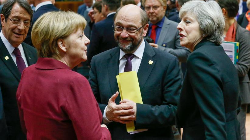 EU-Gipfel: EU-Parlament wird stärker an Brexit-Verhandlungen beteiligt