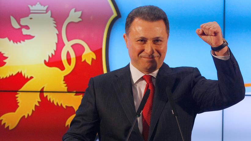 Parlamentswahlen: Mazedoniens Konservative brauchen Koalitionspartner