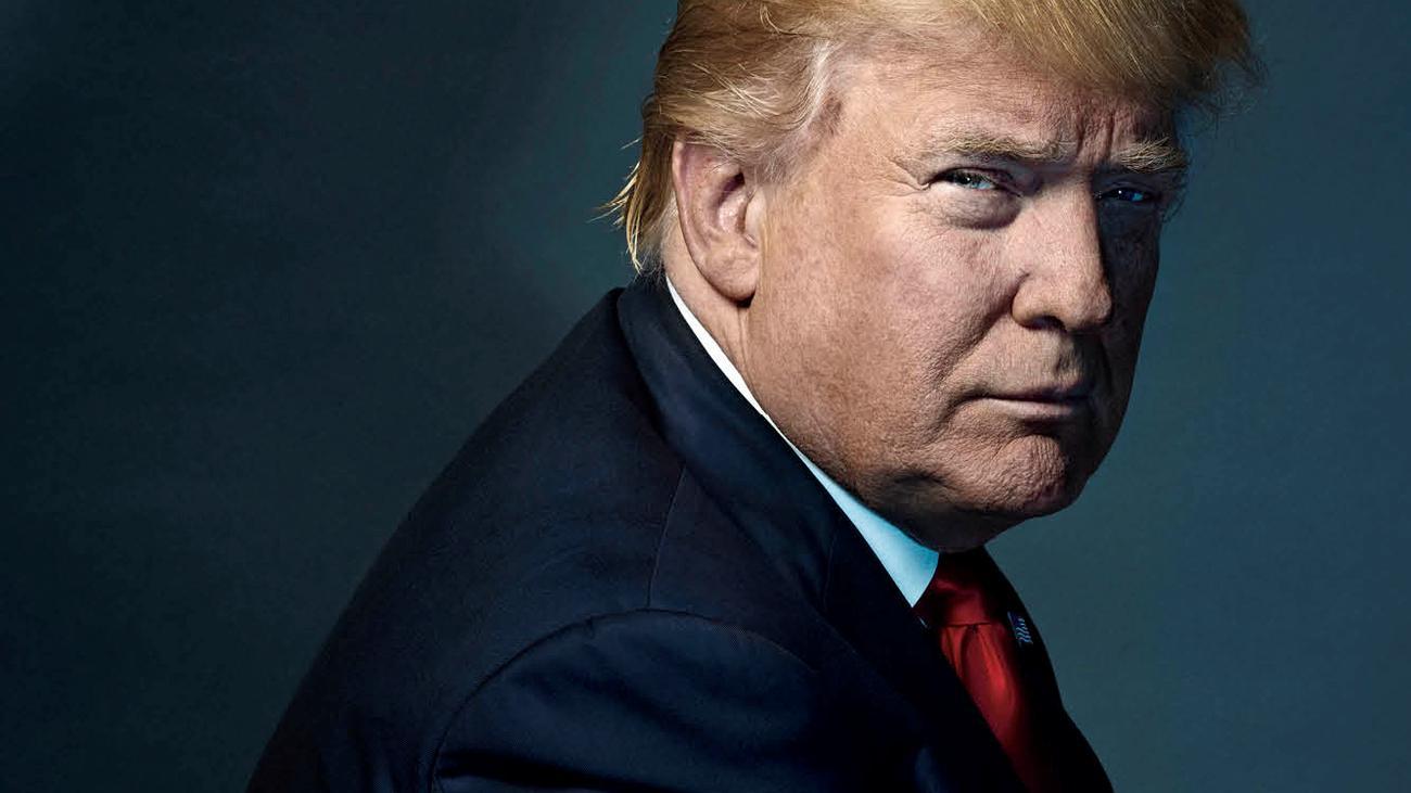 """Das US-Magazin Time hat den künftigen US-Präsidenten Donald Trump zur  """"Person des Jahres"""" 2016 gekürt. Zur Begründung schrieb das Magazin, Trump  liefere aus ..."""