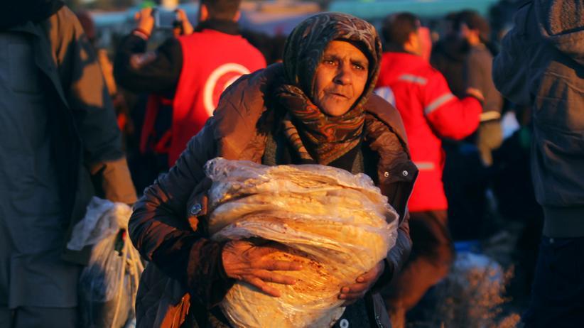 Aleppo: Evakuierung könnte noch mehrere Tage dauern
