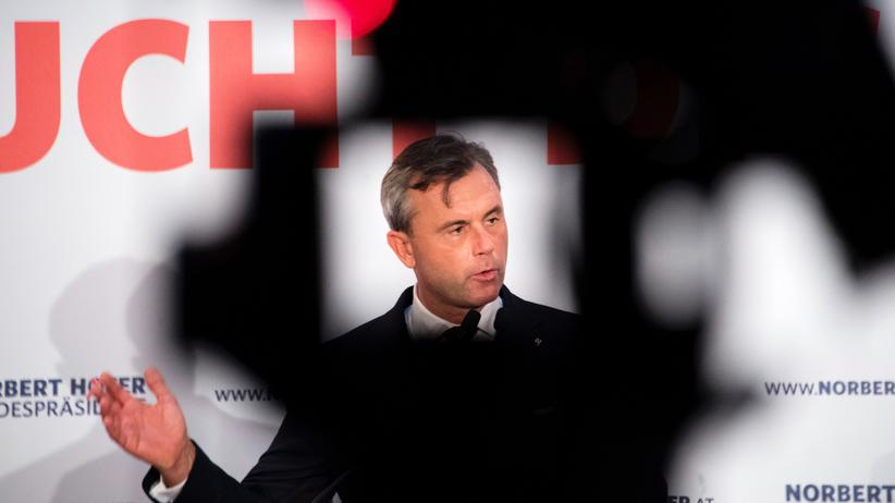 FPÖ: Letzte Wahlkampfreden: Norbert Hofer am Freitag in Wien