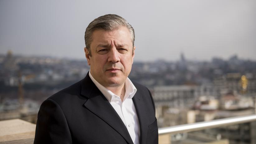"""Georgien: """"Wir verstehen die Angst Russlands nicht"""""""