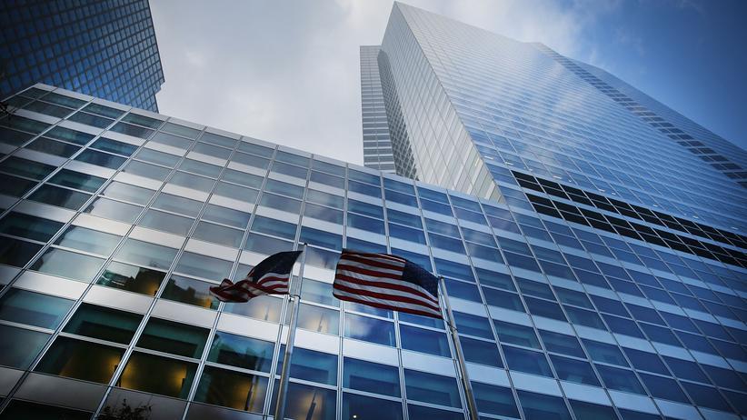 Goldman Sachs: Unter Trump regiert das Geld