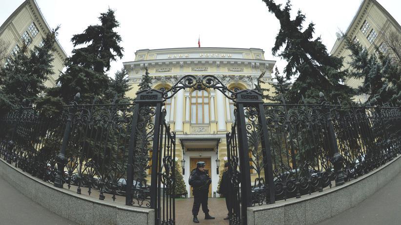Hackerangriff Russland Zentralbank