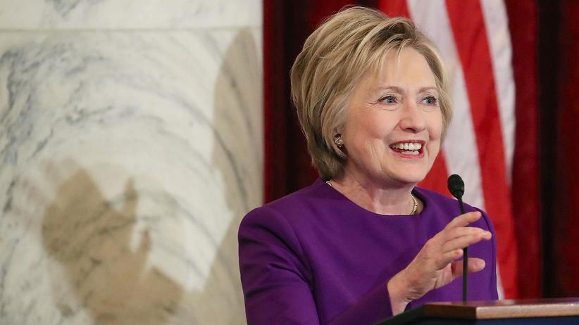 Hillary Clinton USA Putin