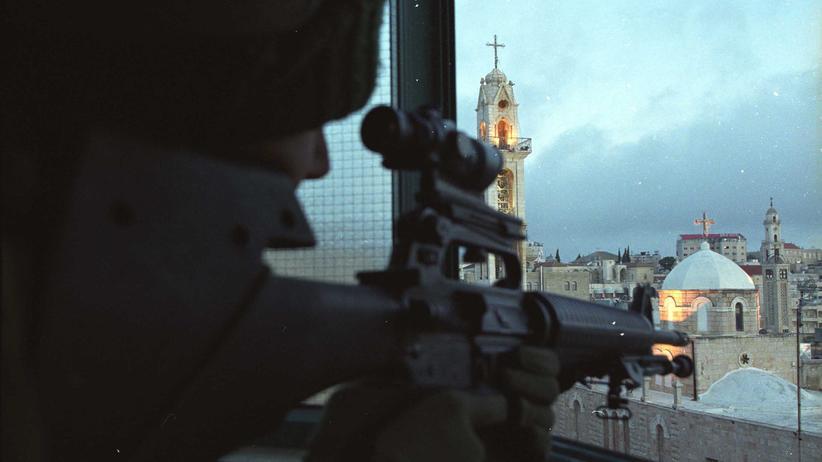 """Israel: """"Du siehst eine Frau mit Waffe: Egal. Schieß!"""""""