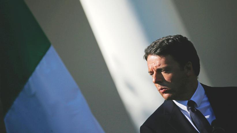 Matteo Renzi: Italiens letzter Europäer
