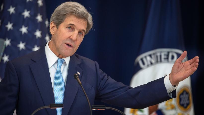 """US-Außenminister Kerry: """"Freunde müssen Freunde an unangenehme Wahrheiten erinnern"""""""