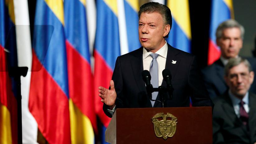 Friedensabkommen: Kolumbianisches Parlament stimmt Amnestie für Farc-Rebellen zu