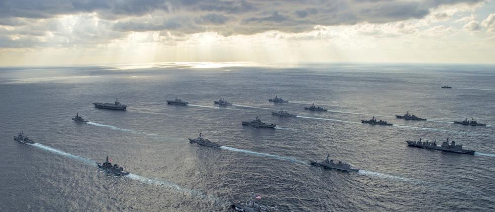 Manöver US-amerikanischer und japanischer Streitkräfte