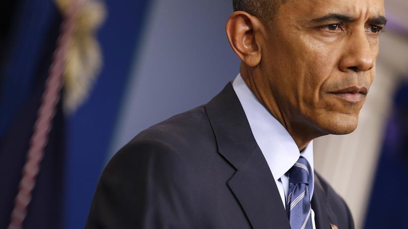Russland: Obama rechnet mit Putin ab