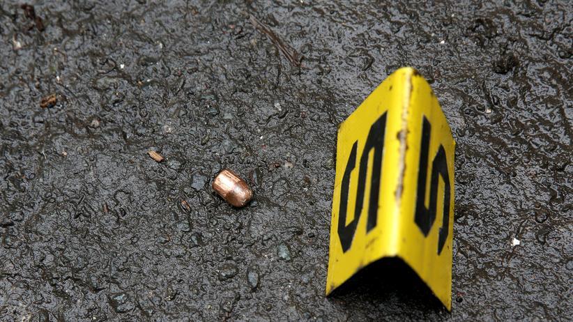 Philippinen: Tatort Manila: Auch an dieser Stelle wurde ein Mensch erschossen.