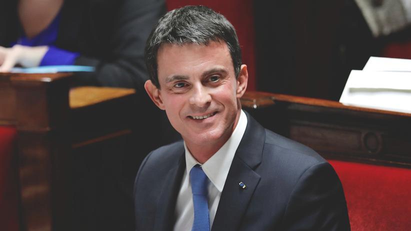Präsidentschaftswahl in Frankreich: Manuel Valls will Präsident werden