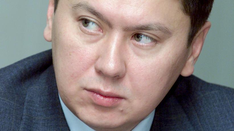 Rachat Alijew Nasarbajew