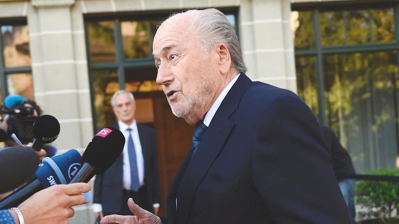 Cas-Urteil: Sportgericht bestätigt Sperre gegen Blatter