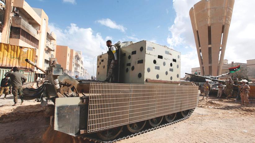 Sirte Libyen