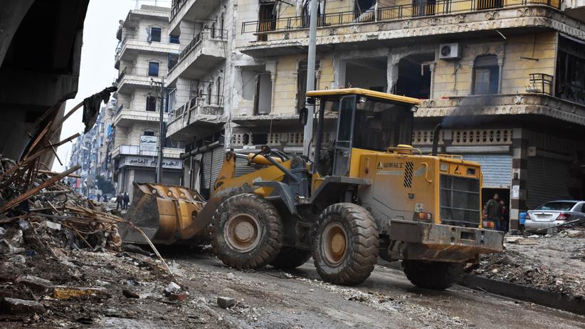 Syrien: Waffenruhe bei den Rebellen, Türkei startet Luftangriffe