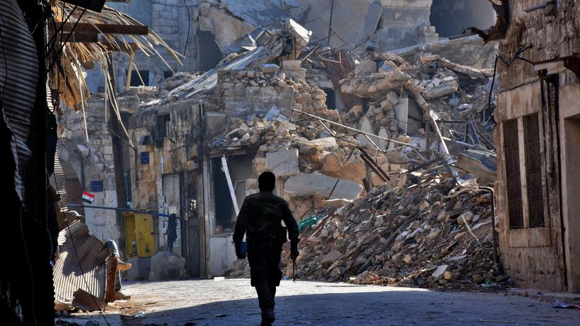 """Kampf um Aleppo: """"Das Schlimmste seit dem Zweiten Weltkrieg"""""""