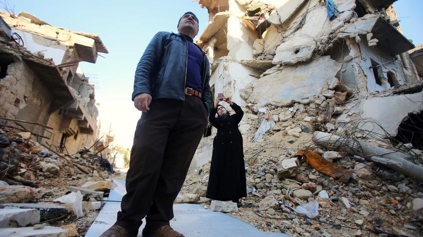 Syrien: Russland kündigt neue Gespräche über Aleppo an