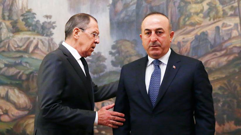 Syrien-Krieg: Russland, Iran und Türkei einigen sich auf Vermittlung in Syrien