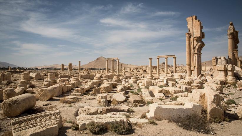 Syrien: Das Ringen um Palmyra