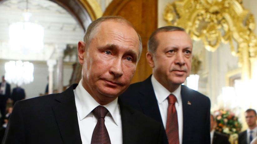 Syrien: Putin will mit Erdoğan neue Friedensgespräche starten