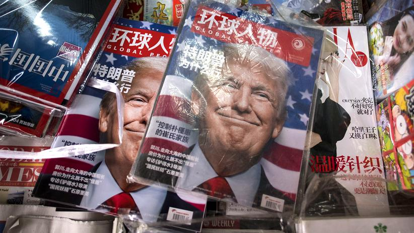 USA – China: Trumps rätselhafte Chinapolitik