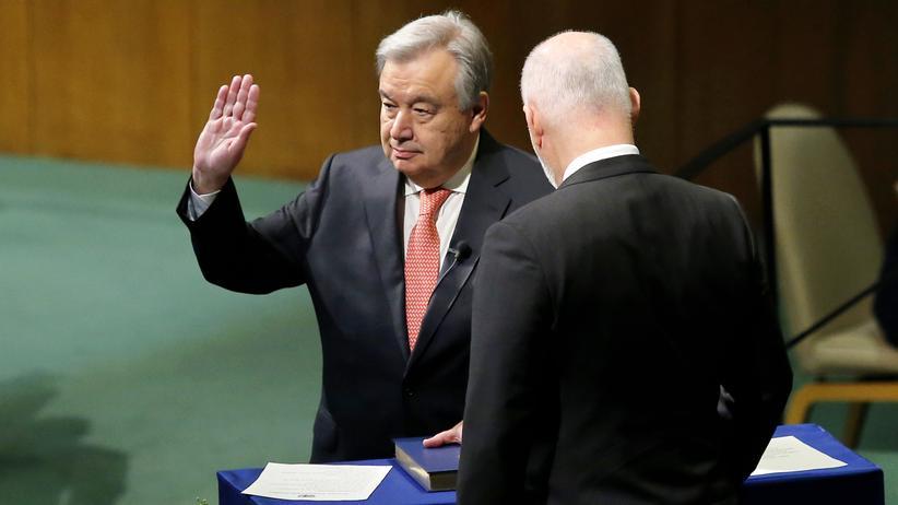 """Vereinte Nationen: """"Die UN müssen bereit sein, sich zu verändern"""""""