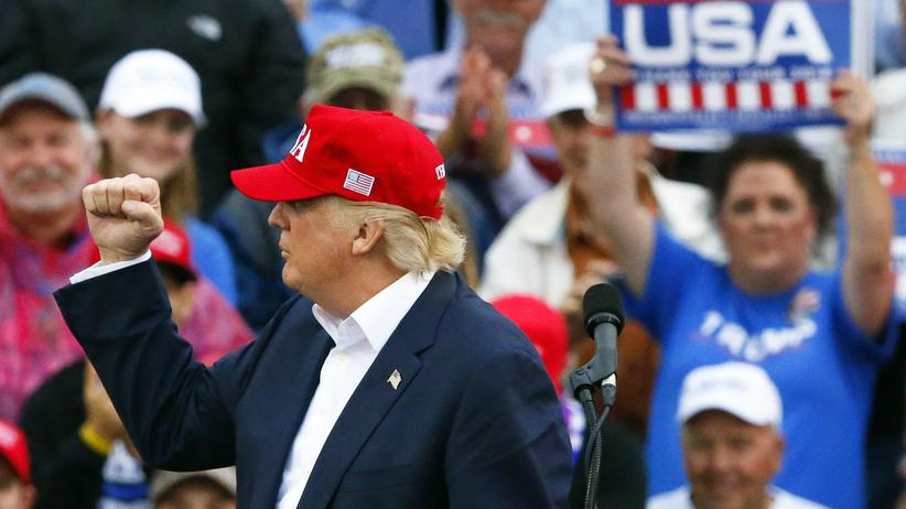 us-wahl-donald-trump