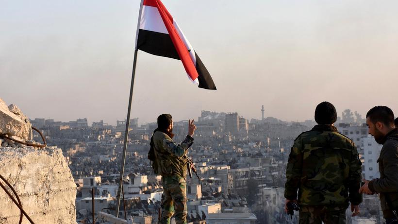 Syrien: Rebellen verkünden Waffenruhe für Aleppo