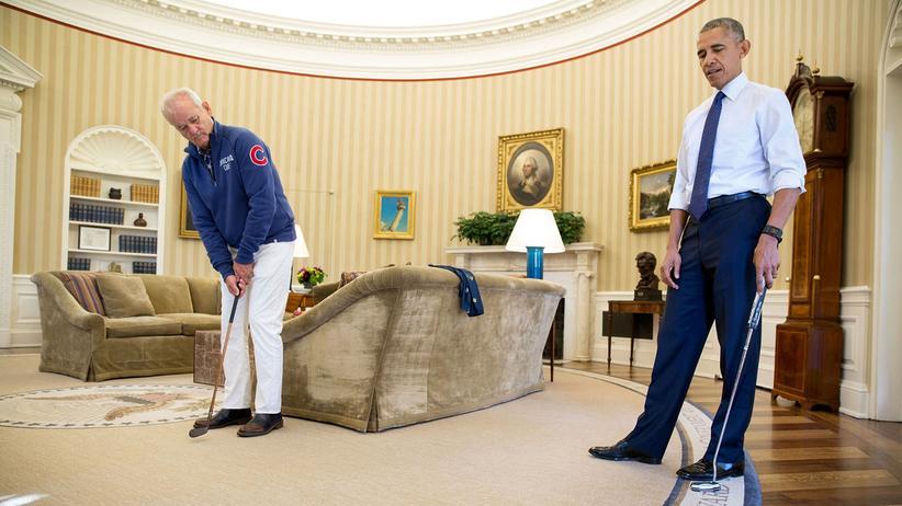 Barack Obama, Präsidentschaft, White house