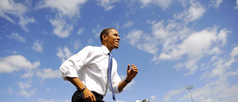 Barack Obama Thema