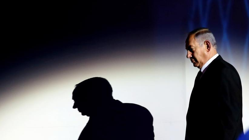 Benjamin Netanjahu: Gefahr für Israels Stehaufmännchen